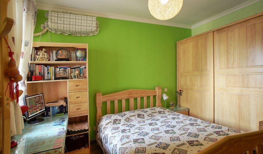 一抹绿装饰家的温馨
